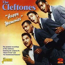The Cleftones - Happy Memories: Greatest Recordings [New CD]