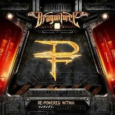 DragonForce - Re-Powered Within (NEW CD)