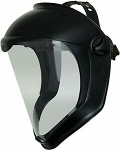 Bionic Full Face Shield Helmet Mask Clear Visor Protective Cover Safety Grinding