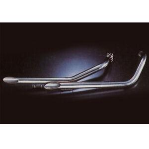 SCARICO COMPLETO (Full Exhaust) MARVING - HONDA VT 600 SHADOW - COD.H/JC1/IX