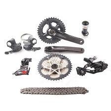 SHIMANO DEORE M6000 2x10s Speed 11-42T MTB Mountain Bike Kit Bicycle Groupset