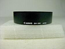 Canon BW-58C (FD) Lens Hood