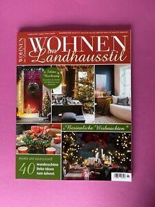 WOHNEN IM LANDHAUSSTIL 06/2020 Oktober-November ... ungelesen/Neuwertig