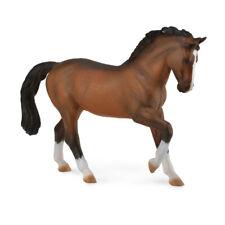 CollectA 88827 Warmblut Pferde Hengst (Brown)