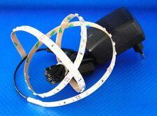 LED Band Streifen 1m SET 60x3528SMD weiss IP20 + Netzteil kaltweiß #3670