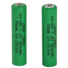 HQRP 2 baterias para Sennheiser PXC 250-II PXC 350 PXC 450 HDR 170 auriculares