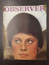 Observer Magazine, Sister Margaret Lucas: October 4th, 1964