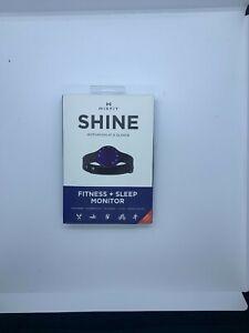 shine fitness and sleep monitor