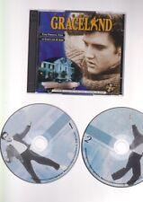 RARE cd-rom ELVIS PRESLEY VIRTUAL GRACELAND your personal tour his life&home
