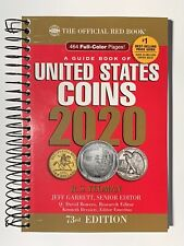 a Guide Book of United States Coins 2020 73rd Edition by Jeff Garrett 2019