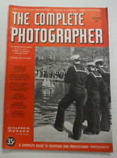 The Complete Photographer Magazine Lighting Vol.7 No.37 1942 070115R2