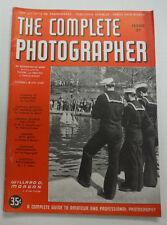 The Complete Photographer Magazine Lighting Vol.7 No.37 1942 070115R2
