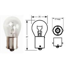 10x RW382 Bulb 12v 21W P21W BA15s Stop and Flasher Bulb
