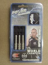 Target Phil Taylor Power Silverlight 22g Steel Tip Darts 200250 w/ FREE Shipping