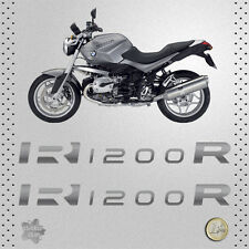 STICKER BMW R 1200 R  MOTO PEGATINA VINYL DECAL AUTOCOLLANT AUFKLEBER ADESIVI