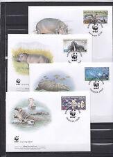 Congo 2006 - FDC - Dieren / Animals / Tiere  (WWF / WNF)