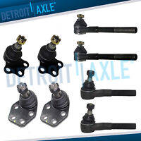 2WD Front Tie Rod Ball Joint for 2000-2002 Ram 2500 3500 Tie Rod Suspension Kit