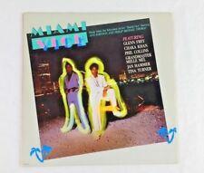 Miami Vice Vinyl LP TV Series Theme Music Tina Turner Chaka Khan Glenn Frey