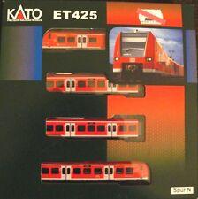 "Kato N ET425 Triebzug ET425 10703 Südwest ""Generation Zukunft"" Epoche VI"