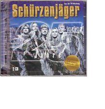 Schürzenjäger – 25 Jahre : Die größten Hits und die schönsten Balladen 2CD OVP