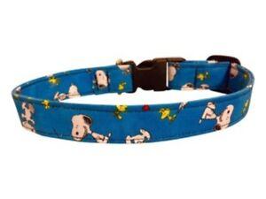 SPIFFY POOCHES Dog Puppy Collar SNOOPY ~B.O.G.O @ 50% OFF C DESCRIPTION~