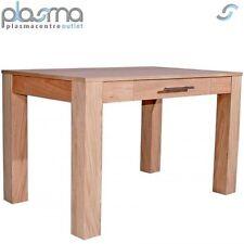 Alphason Oakwood 1200 Oak Rectangular Desk