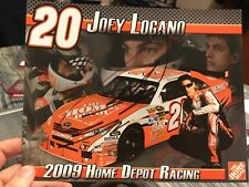 JOEY LOGANO autographed HERO card NASCAR Champion