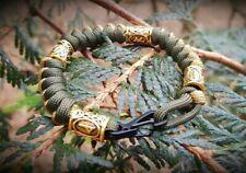 Viking Style Paracord Bracelet , Bangle, Wristband