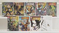 Firebrand 1 2 3 4 5 6 7 8 9 Complete DC Comics 1996 Set Series Run Lot 1-9 VF/NM