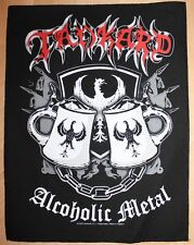 Tankard Backpatch , Alcoholic Metal , 2010