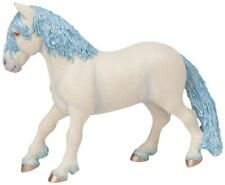 Papo 38827 Elf Pony Blue 13 cm Say and Fairy Tale