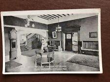 f1k postcarused used 1921 birmingham hospital saturday convalescent home