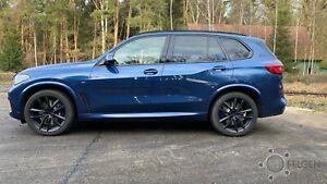 21 Zoll Winterräder BMW X5 G05 X6 G06  Matt Black inkl. RDK + Hankook