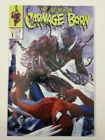 Web of Venom Carnage Born #1 (Marvel 2018) Mike Mayhew Variant