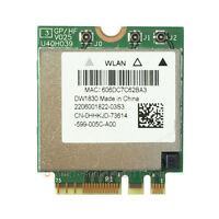 Dell Wireless 1830 ABGNAC WLAN+BT NGFF Card BCM943602BAED GKCG2 For XPS 15 9550