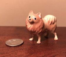 Hagen-Renaker Miniature #3130 Pomeranian - Ceramic Dog Figurine