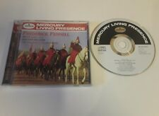 mercury living presence frederick fennell cd holst suits 1 and 2 ,