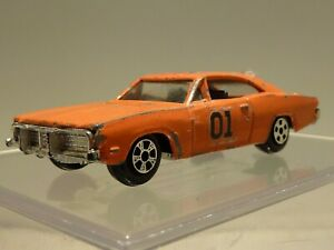 1981 ERTL - The Dukes of Hazzard - General Lee 1/64 Diecast