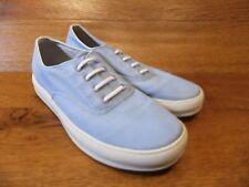 Keds Light  Blue Canvas Casual Trainers  Size UK 5 EU 38
