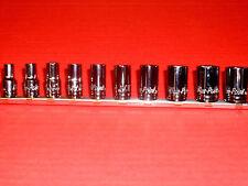 Bluepoint 1/4 Unidad Imperial zócalos superficial de 3/16 a 9/16 vendido por Snap en,