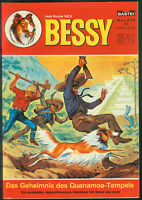 Bessy Nr.74 von 1966 - TOP ORIGINAL ERSTAUFLAGE BASTEI COMIC Willy Vandersteen