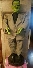 """2003 PAC Size 50""""  Animated Sing/Dance Monster Frankenstein RARE"""