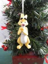 DISNEY WINNIE THE POOH AND FRIENDS RABBIT CUSTOM CHRISTMAS ORNAMENT NEW SO CUTE