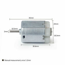 10mm round shaft Door Lock Actuator Motor FC-280PC-22125 For LexusToyota Mabuchi