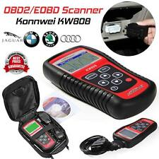KW808 Car Scanner Tool OBD2 EOBD Automotive Diagnostic Engine Fault Code Reader