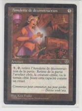 Magic MTG Tradingcard Mirage 1996 Amulet of Unmaking FRENCH