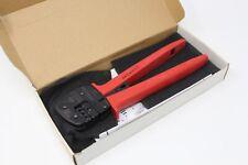 Molex 638112100 Crimping Hand Tool W Locator Crimp Plier 63811 2100