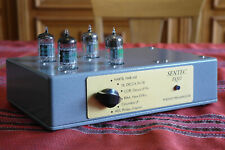 Sentec EQ11 phono MM tube preamplifier RIAA and 5 other EQ curves NP 2500 $