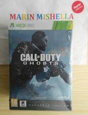 Call Of Duty Ghots Hardened Edition Xbox 360 NUEVO Pal España.