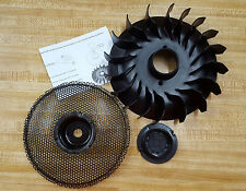 OEM BRIGGS AND STRATTON FAN FLYWHEEL 796201 796083